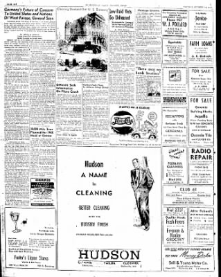 The Courier News from Blytheville, Arkansas on October 28, 1947 · Page 6