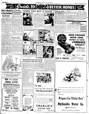 The Courier News from Blytheville, Arkansas on October 28, 1947 · Page 8
