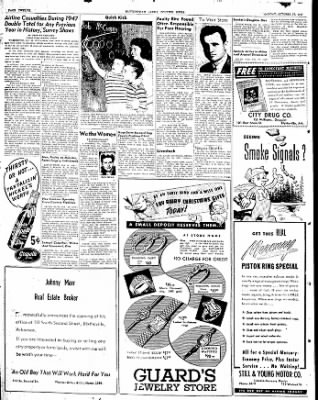 The Courier News from Blytheville, Arkansas on October 28, 1947 · Page 12