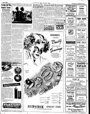 The Courier News from Blytheville, Arkansas on October 29, 1947 · Page 4