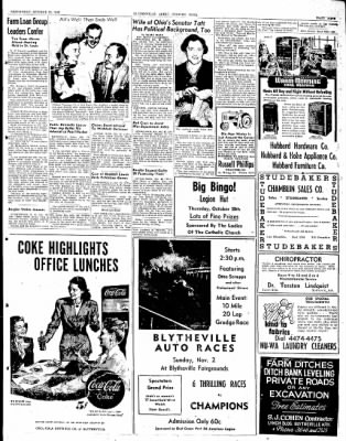 The Courier News from Blytheville, Arkansas on October 29, 1947 · Page 9