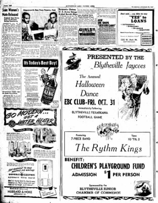 The Courier News from Blytheville, Arkansas on October 30, 1947 · Page 10