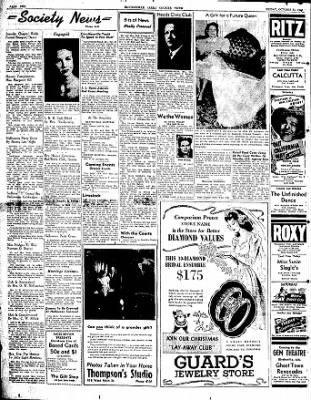 The Courier News from Blytheville, Arkansas on October 31, 1947 · Page 2
