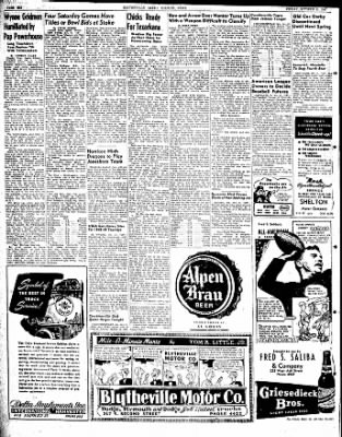 The Courier News from Blytheville, Arkansas on October 31, 1947 · Page 6