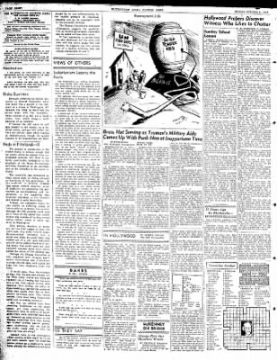 The Courier News from Blytheville, Arkansas on October 31, 1947 · Page 8