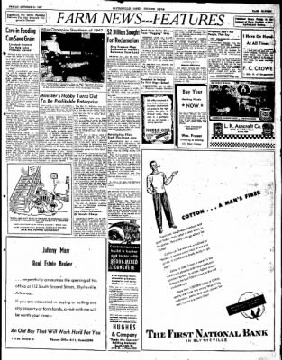 The Courier News from Blytheville, Arkansas on October 31, 1947 · Page 11