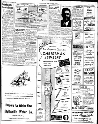 The Courier News from Blytheville, Arkansas on November 4, 1947 · Page 3