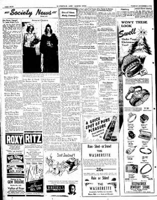 The Courier News from Blytheville, Arkansas on November 4, 1947 · Page 4
