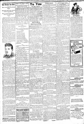 Logansport Pharos-Tribune from Logansport, Indiana on March 21, 1895 · Page 2