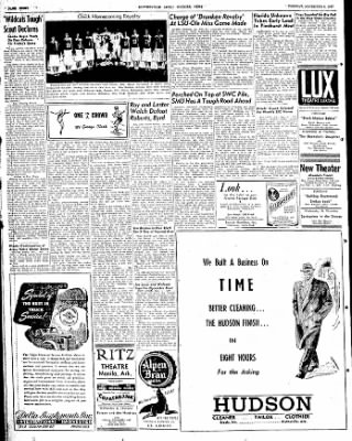 The Courier News from Blytheville, Arkansas on November 4, 1947 · Page 8