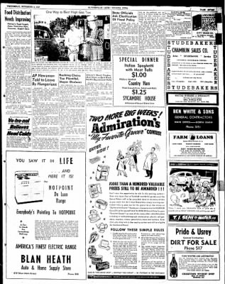 The Courier News from Blytheville, Arkansas on November 5, 1947 · Page 7