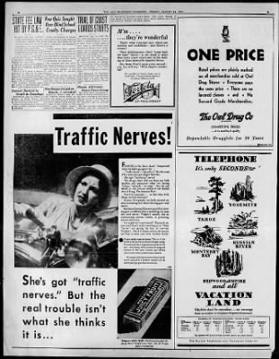The San Francisco Examiner from San Francisco, California on August 14, 1931 · 10