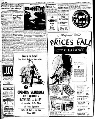 The Courier News from Blytheville, Arkansas on November 5, 1947 · Page 10
