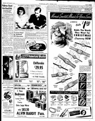 The Courier News from Blytheville, Arkansas on November 7, 1947 · Page 3