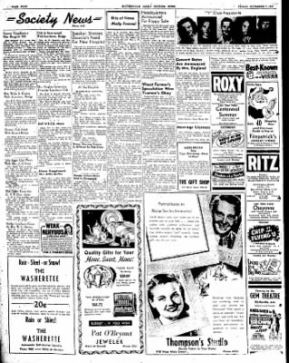 The Courier News from Blytheville, Arkansas on November 7, 1947 · Page 4