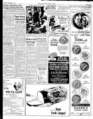 The Courier News from Blytheville, Arkansas on November 7, 1947 · Page 5