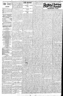 Logansport Pharos-Tribune from Logansport, Indiana on July 19, 1896 · Page 4