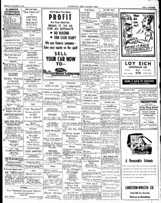 The Courier News from Blytheville, Arkansas on November 7, 1947 · Page 13