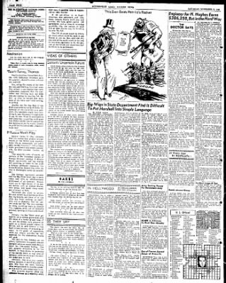 The Courier News from Blytheville, Arkansas on November 8, 1947 · Page 4