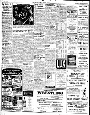 The Courier News from Blytheville, Arkansas on November 8, 1947 · Page 8