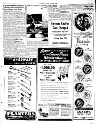 The Courier News from Blytheville, Arkansas on November 11, 1947 · Page 5