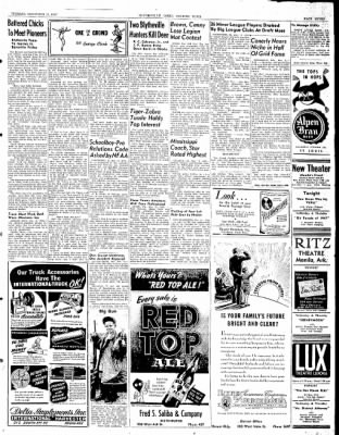 The Courier News from Blytheville, Arkansas on November 11, 1947 · Page 7
