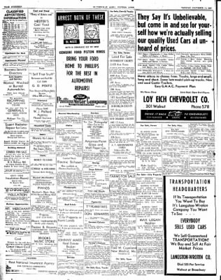The Courier News from Blytheville, Arkansas on November 11, 1947 · Page 14