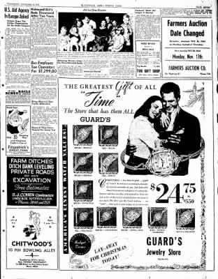 The Courier News from Blytheville, Arkansas on November 12, 1947 · Page 7