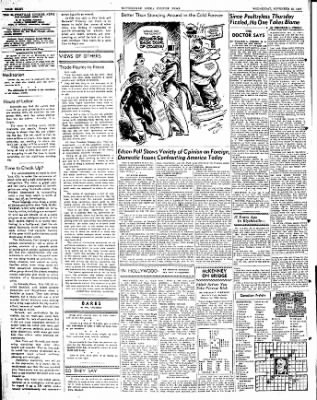 The Courier News from Blytheville, Arkansas on November 12, 1947 · Page 8