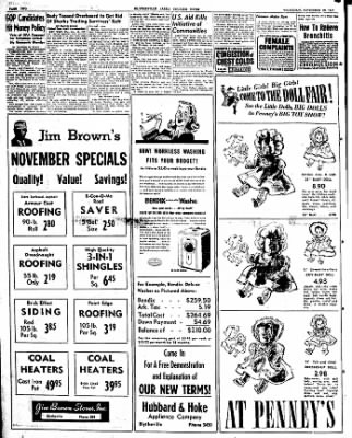 The Courier News from Blytheville, Arkansas on November 13, 1947 · Page 2