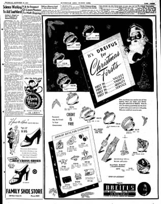 The Courier News from Blytheville, Arkansas on November 13, 1947 · Page 3