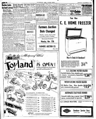The Courier News from Blytheville, Arkansas on November 13, 1947 · Page 6