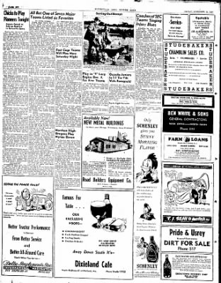 The Courier News from Blytheville, Arkansas on November 14, 1947 · Page 6