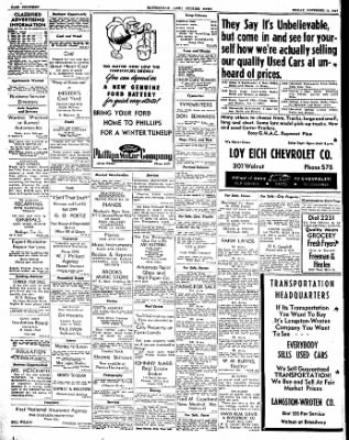 The Courier News from Blytheville, Arkansas on November 14, 1947 · Page 14