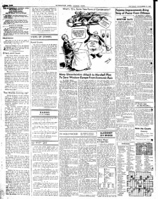 The Courier News from Blytheville, Arkansas on November 15, 1947 · Page 4