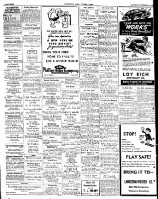 The Courier News from Blytheville, Arkansas on November 15, 1947 · Page 8