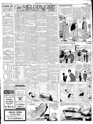 The Courier News from Blytheville, Arkansas on May 25, 1931 · Page 5