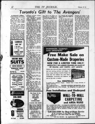 The Ottawa Journal from Ottawa, Ontario, Canada on February 10, 1968 · Page 56
