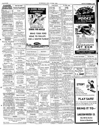 The Courier News from Blytheville, Arkansas on November 17, 1947 · Page 7