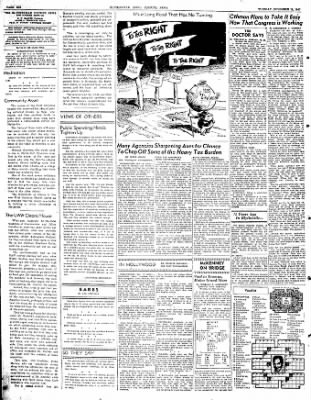The Courier News from Blytheville, Arkansas on November 18, 1947 · Page 6