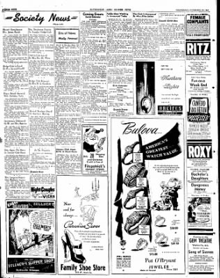 The Courier News from Blytheville, Arkansas on November 19, 1947 · Page 4