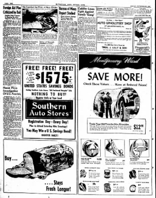 The Courier News from Blytheville, Arkansas on November 21, 1947 · Page 2