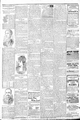 Logansport Pharos-Tribune from Logansport, Indiana on March 21, 1895 · Page 6