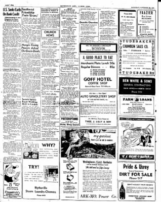 The Courier News from Blytheville, Arkansas on November 22, 1947 · Page 2