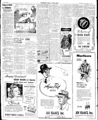 The Courier News from Blytheville, Arkansas on December 3, 1946 · Page 4