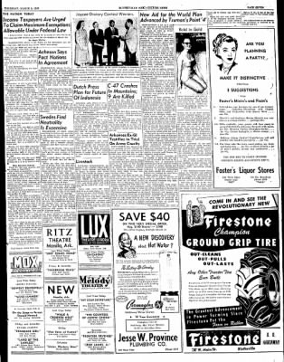 The Courier News from Blytheville, Arkansas on March 3, 1949 · Page 7
