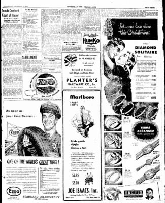 The Courier News from Blytheville, Arkansas on December 4, 1946 · Page 3