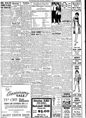 The Gettysburg Times from Gettysburg, Pennsylvania on September 29, 1965 · Page 3