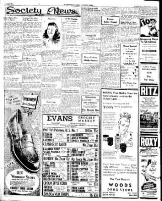 The Courier News from Blytheville, Arkansas on December 5, 1946 · Page 2