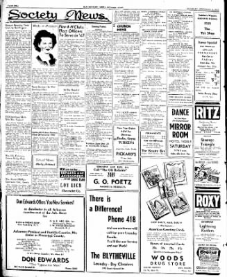 The Courier News from Blytheville, Arkansas on December 7, 1946 · Page 2